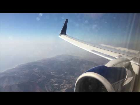 Delta 737-800 - Seattle to Los Angeles (Pushback, Takeoff, Landing)