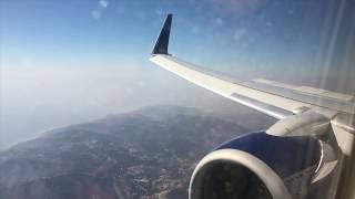 Delta 737-800 - Seattle to Los Angeles (Pushback, Takeoff, Landing)