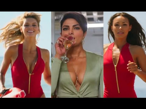 Baywatch Trailer Hindi Priyanka Chopra Hollywood Movie