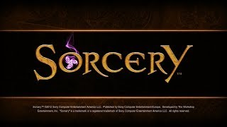 Sorcery Longplay (Playstation 3)