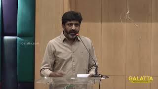 Velaikkaran will ask all the questions in your mind | Mohan Raja | Press Meet