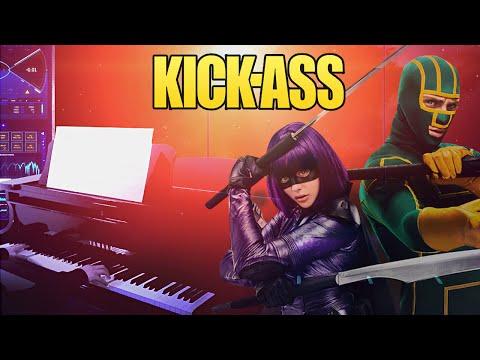 Adagio in D Minor  Sunshine, Kick Ass HD Cinematic Piano and Orchestra