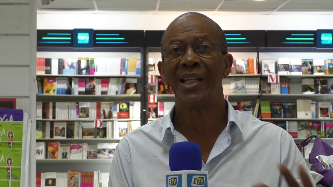 Max Jasor, ambassadeur de la langue créole