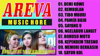 Gambar cover AREVA  FULL ALBUM TERBARU 2019