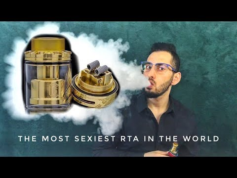 BEST RTA EVER MADE! | Reload RTA | Kylin and Ammit KILLER مراجعه ريلود ار تي اي