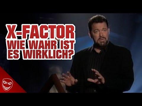 Wie wahr ist X Factor - Das Unfassbare wirklich?
