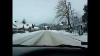 przejażdżka zima [Wola Uhruska]