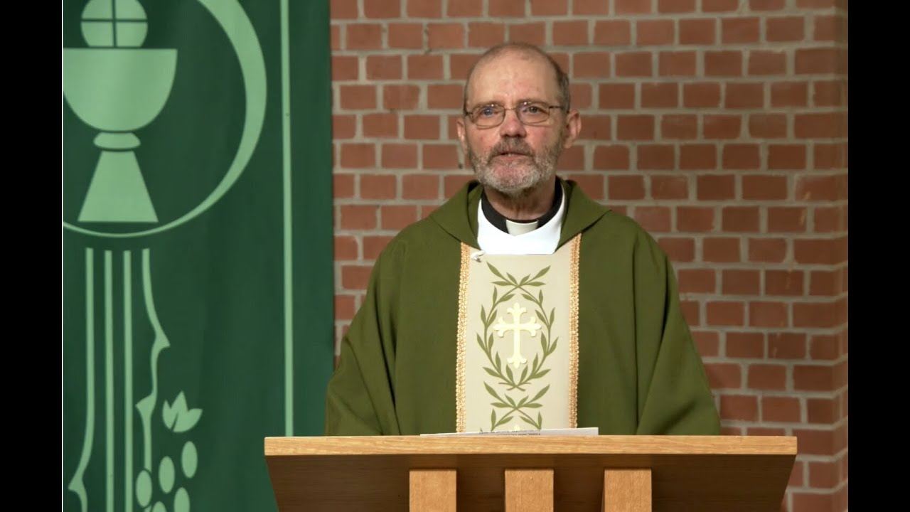 Catholic Mass Today   Daily TV Mass, Wednesday August 25 2021