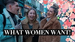 What Women Want In A Man | Women Explain What They Find Attractive!