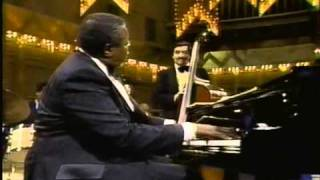 "Oscar Peterson - ""Body and Soul"""