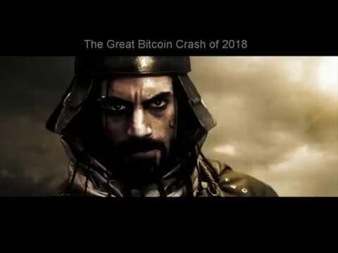 The Great Bitcoin Crash Feb 2018