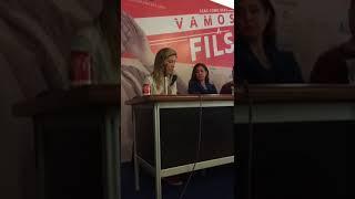 Presentación Mónica Rincón en lanzamiento de