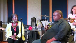 Lamont Dozier Jr. Visits Musicians Institute Interviewed By DeBorah Sharpe -Taylor (INSTRUCTOR)