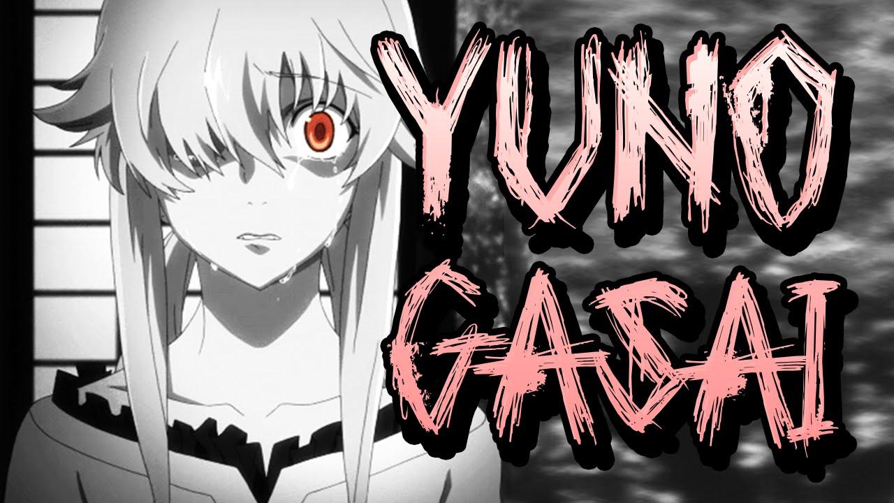 Yuno Gasai S Best Craziest Moments Mirai Nikki Youtube