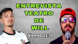 VIERNES SANTOS con EL TEATRO DE WILL