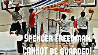 Spencer Freedman is the Craftiest Player I