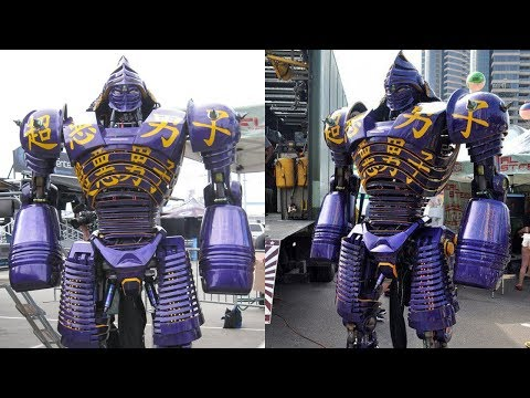 Noisy Boy Real Steel WRB VS Atom & Zeus & Camelot Total Domination