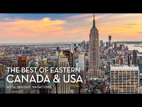 The Best of Eastern Canada & the USA with Insight Travel Director Roger Grenfell