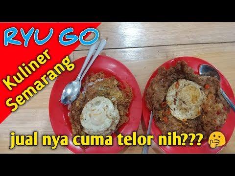 Nasi Telor Sentosa. cuma jual ceplok dan dadar tapi cabangnya banyak. Kuliner Semarang #145
