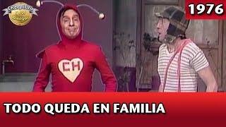 El Chapulín en la vecindad | Todo Queda En Familia (Completo) thumbnail