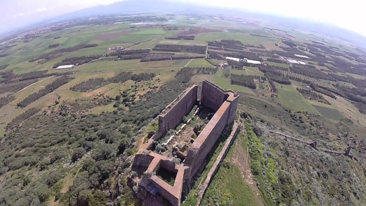 Castello di Monreale Sardegna (fonte: www.youtube.com)