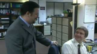 The Office Christmas Special Outtakes