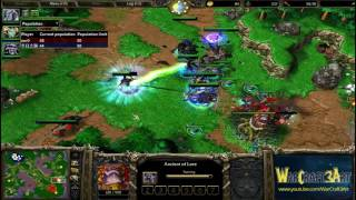 120 UD vs Moon NE - WarCraft 3 Frozen Throne - RN2802