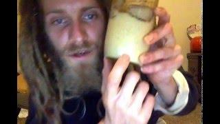 Raw Vegan Fermented Sunflower Seed Cheese Tasting