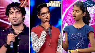 Singers rejected in reality show auditions | Indian Idol | Jubin Nautiyal | Emiway | Maithili Thakur Thumb