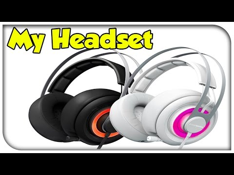 My Current Headset - SteelSeries Siberia Elite Review, Mic Test, Software and Unboxing