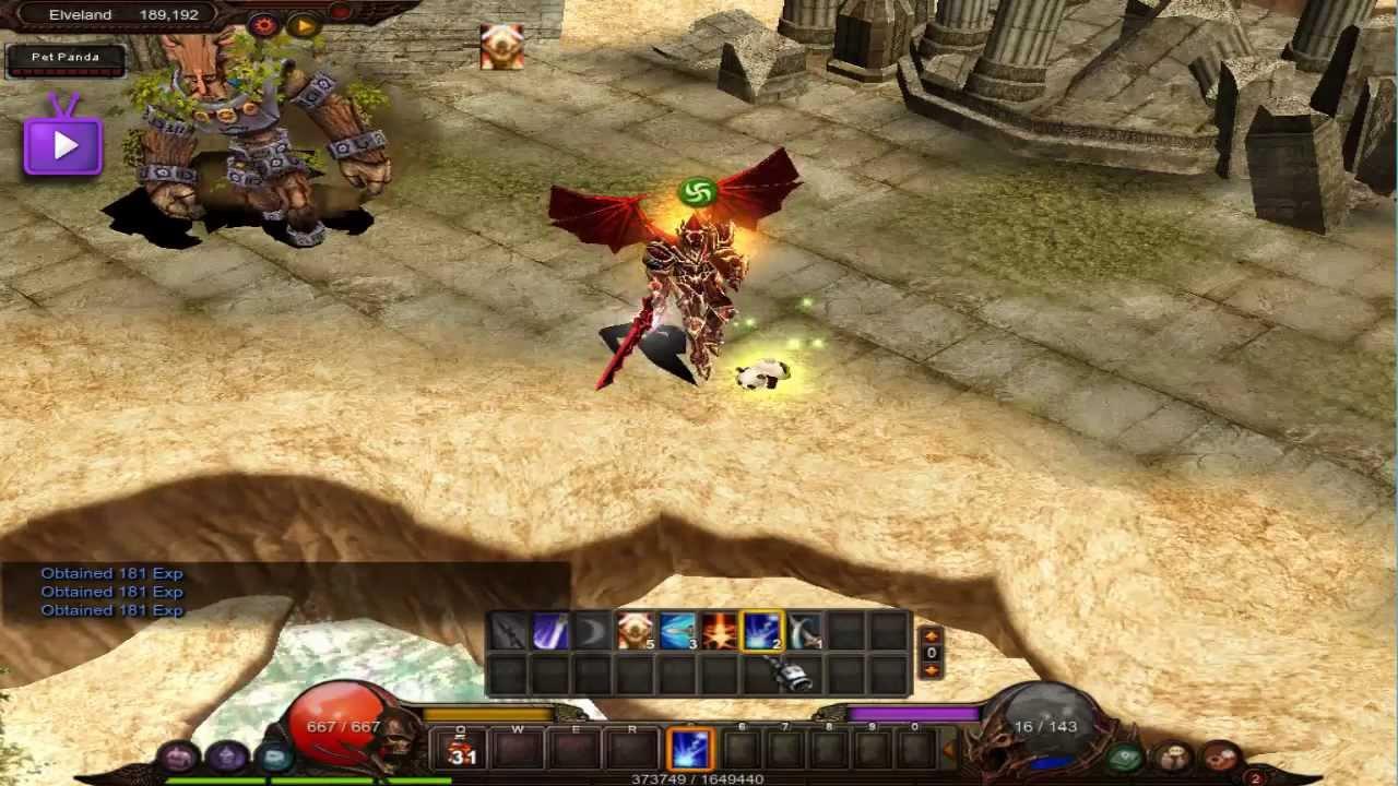 Mu Online - Midgard - Gameplay - dicas para iniciante ...