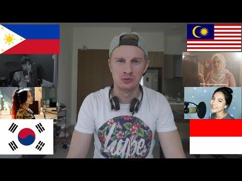 "WHO SANG IT BETTER (ASIA) ""DESPACITO"" // PHILIPPINES/MALAYSIA/INDONESIA/KOREA"