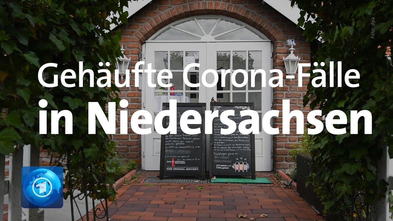 Corona Restaurant Niedersachsen