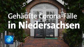 In hessen und niedersachsen sind zwei fällen gehäuft corona-infektionen aufgetreten. der ausbruch kann auf einen gottesdienst einer frankfurt...