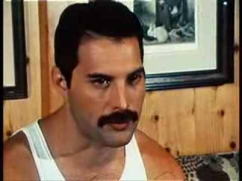 Interview Freddie Mercury part 1 (sous titres francais ...