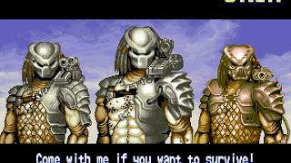 Alien vs Predator Arcade [FULL GAME-PLAY]