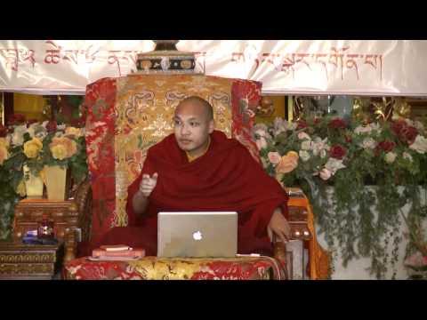 HH Karmapa - Vinaya Conference - 15th Kagyu Gunchoe - Session 6 of 6