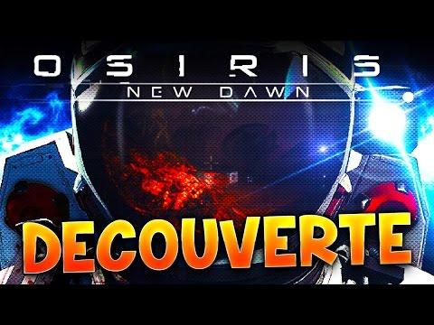 OSIRIS : NEW DAWN - DECOUVERTE AVEC FANTA