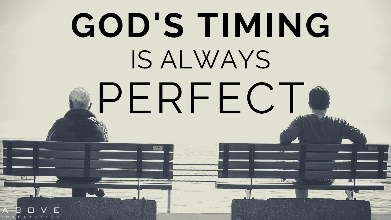 Download GOD'S TIMING IS ALWAYS PERFECT | Nothing Is Too Hard For God - Inspirational & Motivational Video