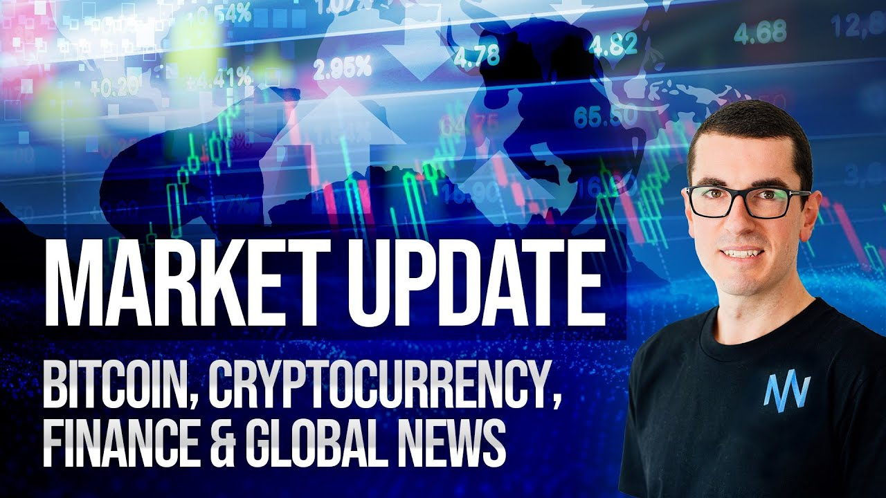 Bitcoin, Cryptocurrency, Finance & Global News - Market Update January 12th 2020