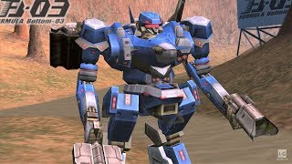 Armored Core: Formula Front Extreme Battle PSP Gameplay HD
