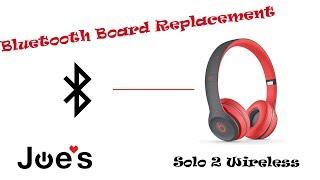 Beats By Dre Beats Solo 2 Wireless Headphones Bluetooth Board Replacecment