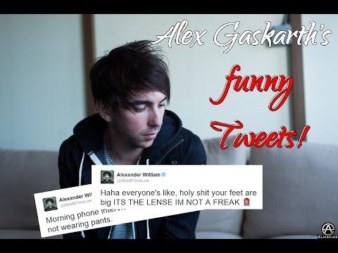 Favorite Alex Gaskarth Tweets! :)