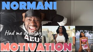 Normani - Motivation (Official Video) (REACTION)