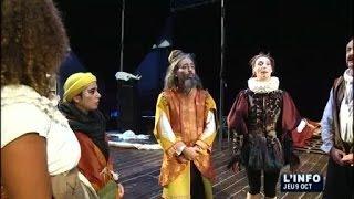 Sans dessus dessous : Le spectacle de la Houlala Compagnie