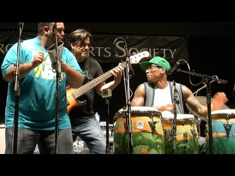 The Pedrito Martinez Group: PASIC 2012 /