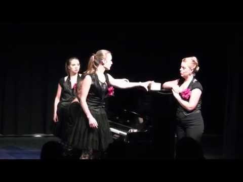 LOS Muziektheater met Lijf On Stage in Theater de Zwaan in Uitgeest 20 Januari 2012
