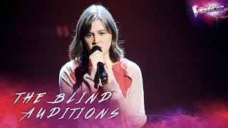Blind Audition Mikayla Jade sings Dancing On My Own The Voice Australia 2018