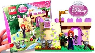 Lego Disney Princess Merida From Brave Movie Merida Princess Castle Disney Pixar ラプンツェルの塔