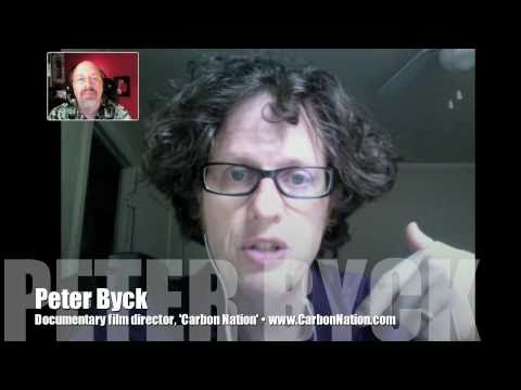Carbon Nation documentary director Peter Byck! INTERVIEW